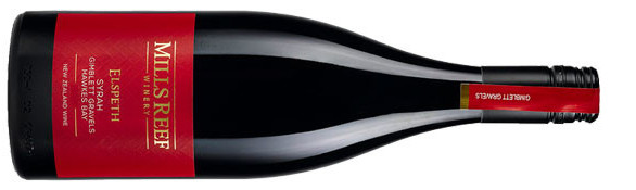 Mills Reef Winery, Elspeth Trust Vineyard, Gimblett Gravels, Hawkes Bay, New Zealand 2013